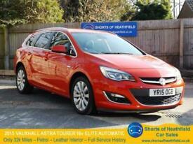 image for Vauxhall Astra AUTOMATIC 1.6 Design 16v Tourer/Estate - Only 32k Miles - 2015