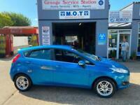 2014 Ford Fiesta 1.25 82 Zetec 5dr Cheap Road Tax 2 Owners HATCHBACK Petrol Ma