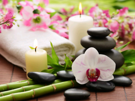 Fully body relaxing massage
