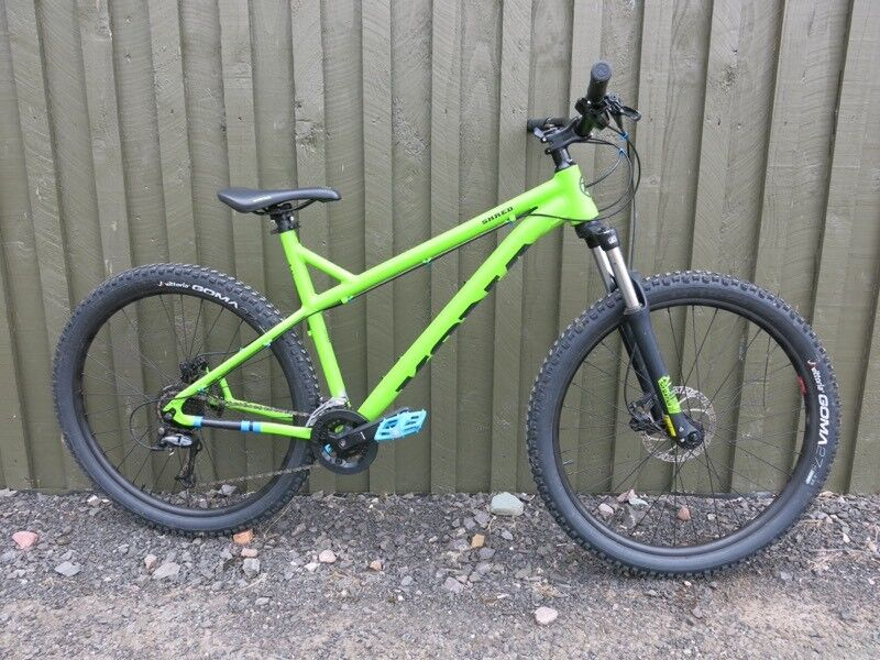 Kona Shred 2017 Jump Dirt Mountainbike Xl In Comrie Perth And