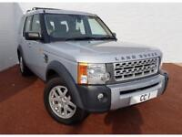Land Rover Discovery 3 2.7TD V6 auto 2008MY XS