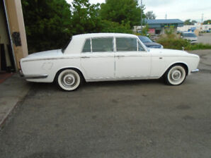 1969 ROLLSROYCE RIGHT HAND DRIVE..