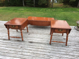 Vilas Coffee Table & Two End Tables