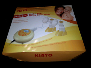 KINYO Electric Double Sided Breast Pump