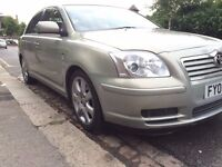 Toyota Avensis 2.0 D-4D T Spirit PX Welcome Quick Sale