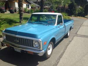 1972 Chevrolet Pick Up