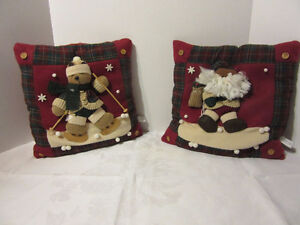 Christmas Themed cushions