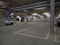 Underground parking space in Fulham