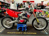 2013 HONDA CRF 450 - MOTOCROSS - TOP END REBUILD - ROBIN WILLIS MOTORCYCLES