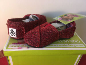 Little Girls/Toddlers Dawgs Kaymann Sparkly Glitter Loafers New!