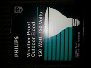 Phillips 150W Outdoor Flood Lights