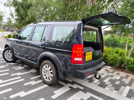 LAND ROVER DISCOVERY 3 2.7 TDV6 AUTOMATIC + LOW TAX BAND + CREAM SEATS