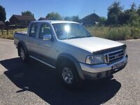 """FORD RANGER 05 PLATE 2.5 DIESEL FULL SERVICE HISTORY """"""""ELECTRICMIRRORS"""""""" DOUBLE CAB"""