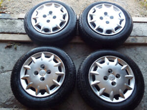 HONDA ACCORD WINTER-TIRES 195-65-15