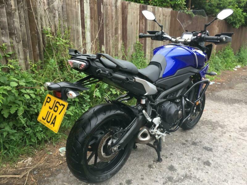 Yamaha MT-09 TRACER, 2017(67), 2,938 MILES, FSH, 1 OWNER PLUS DEALER, £7495  | in Durham, County Durham | Gumtree