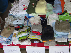 Baby boy Clothing size12 months to 3T (lots of 3T) London Ontario image 4