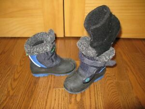 KAMIK Winter Boots - Toddler Size 9