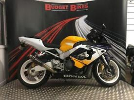2000 W HONDA CBR900RR FIREBLADE CBR 900 RR-Y