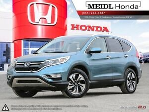 Honda CR-V Touring AWD $226 Bi-Weekly  2015