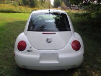 CERTIFIED AND ETESTED NEWBEETLE AUTOMATIC LEATHER AC SUNROOF