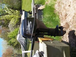 Parsun 9.9hp outboard motor
