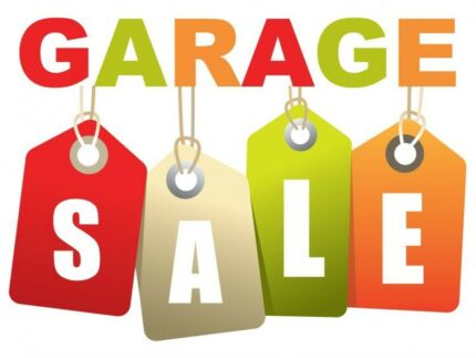 10am to 5pm Saturday 16/12/17 - Garage Sale