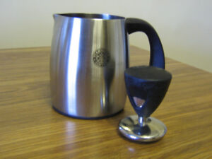 Starbucks Barista Espresso Tamper 53mm Stainless Steel Frother S