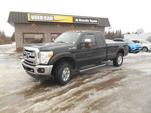 2014 Ford F-250 SD XLT SuperCab Long Bed 4WD Peterborough Peterborough Area image 2