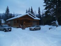 Home and property near Fernie, BC