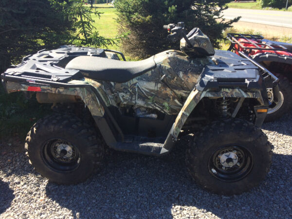 Used 2016 Polaris 570