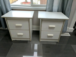 White Side Tables
