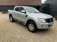 2013 Ford Ranger 2.2 TDCi Limited Double Cab Pickup 4x4 4dr (EU5) Pickup Diesel