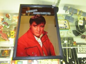 ELVIS PRESLEY Mirrored Wall Art Piece For Sale
