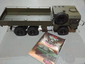 RC4WD Beast II 6x6 crawler