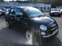 2009 Fiat 500 1.2 LOUNGE ONE LADY OWNER NEW MOT CHEAP
