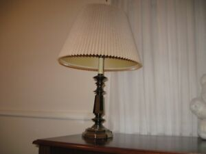 Tradional Brass Lamp