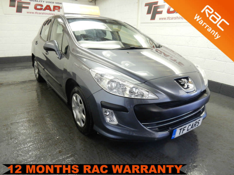 2009 Peugeot 308 1.4 VTi S - FINANCE AVAILABLE FROM ONLY £17 PER WEEK!
