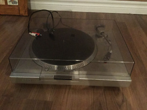 Vintage Sony turntable