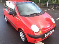 2005 Chevrolet / Daewoo Matiz low mileage.