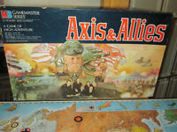 ***AXIS & ALLIES GAMEMASTER EDITION 100% COMPLETE+BONUS!!!***
