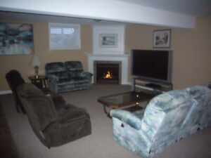 FANTASTIC-IMMACULATE CLASSY FURNISHED 2 BED APARTMENT