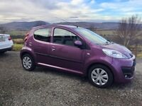 Peugeot 107 - 2014 - As new - 8k miles