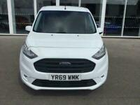 2019 Ford Transit Connect 200 L1 1.5 EcoBlue 120ps Limited 6 Speed Manual Dies