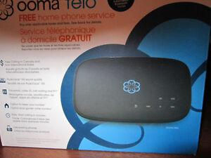 Ooma Telo - Service téléphonique par Internet