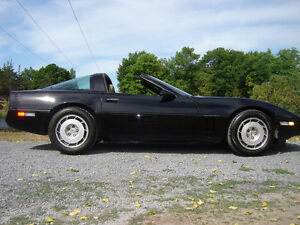 Sold pending pickup CORVETTE Loads of FUN for little $$