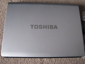 Toshiba Laptop with Windows 10 Professional for sale- Working -$