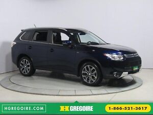2015 Mitsubishi Outlander GT 4WD AUTO CUIR TOIT MAGS BLUETOOTH