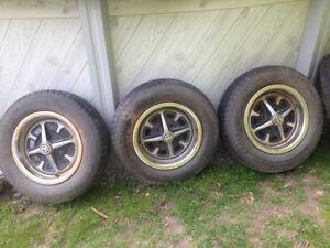MGB Tires