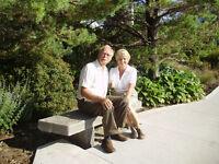 Junior Senior couple require ground level apartment