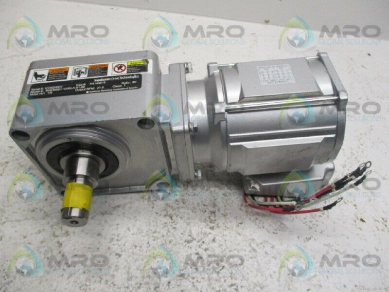 SUMITOMO RNFMS01-1230LA-X1-80 INDUCT MOTOR * NEW NO BOX *